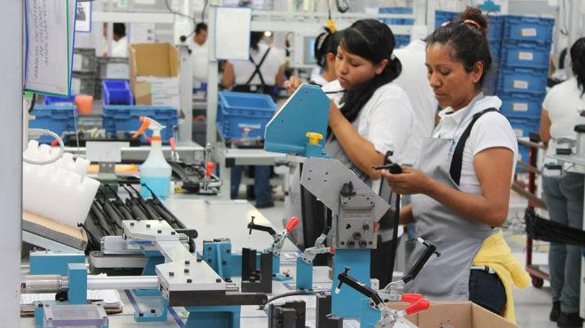 Crece 20.1 % industria manufacturera en Baja California; el mayor avance a nivel nacional: SEDECO