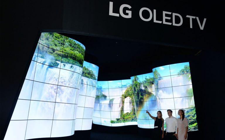 Distinguen a LG Electronics por calidad en productos de entrenamiento