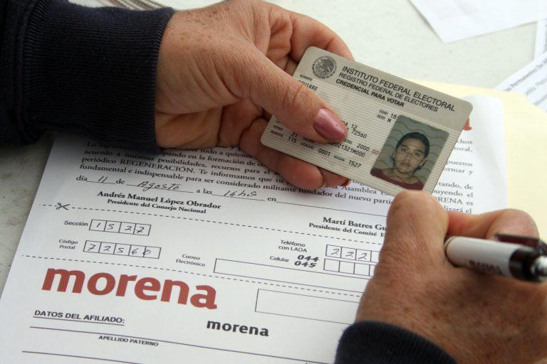Morena en Querétaro procederá en contra de quienes ofrecieron afiliación