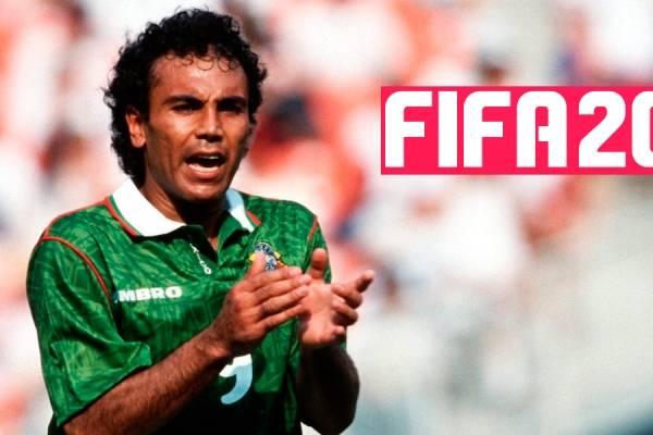 Interface: ¡¡Ultimate FIFA con Hugo Sánchez!!