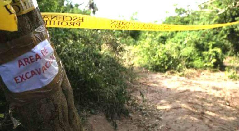 Suman 105 bolsas con restos humanos en fosa clandestina de Zapopan