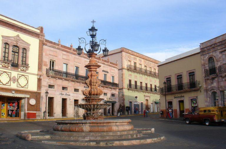 Zacatecas tiene cinco mil 500 inmuebles históricos: INAH