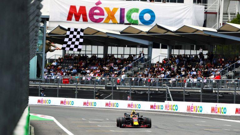Dejará F1 derrama económica de 4 mil 220 mdp en CDMX