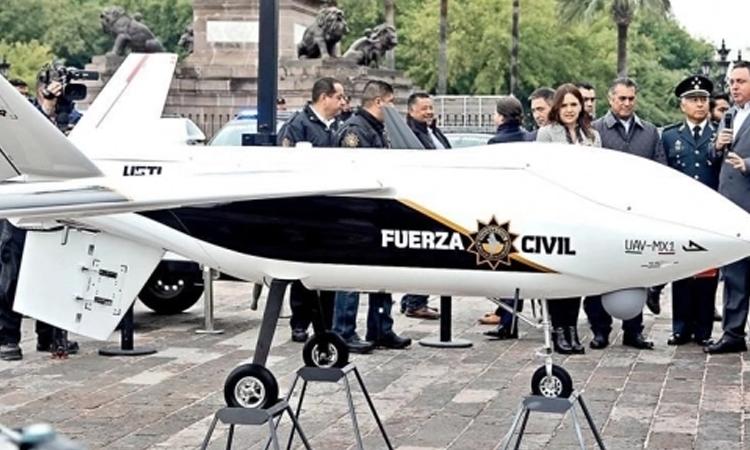 """Denuncian a """"El Bronco"""" por compra de dron de 54 millones de pesos"""