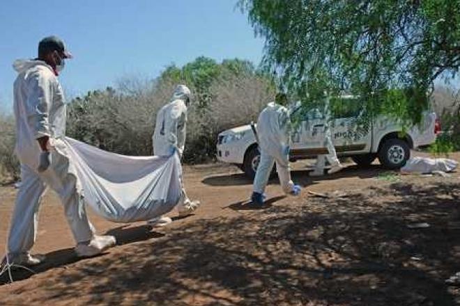 Localizan alrededor de 200 restos óseos en Chihuahua