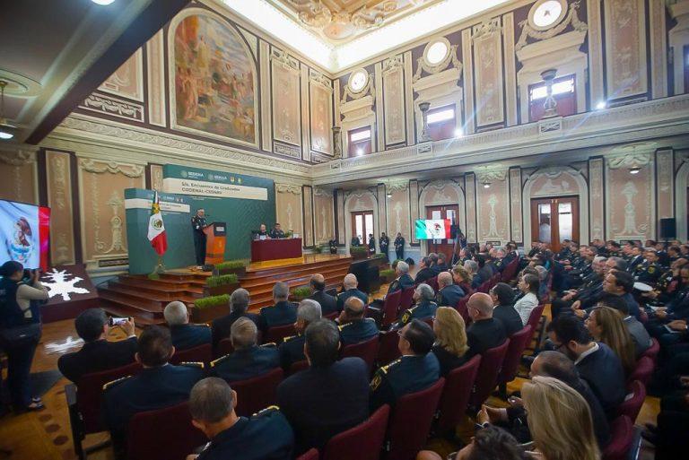 Ratifica Morelos compromiso para trabajar con las Fuerzas Armadas