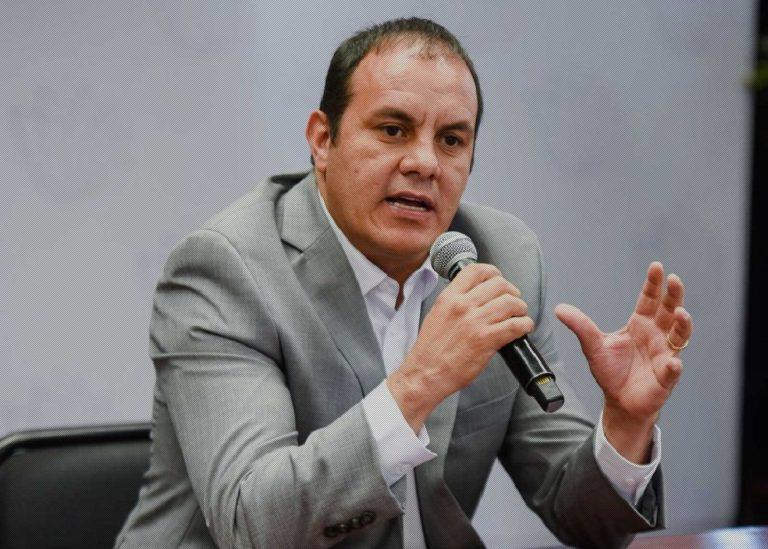 La corrupción no se tolera en mi gobierno: Cuauhtémoc Blanco