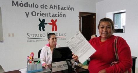 Nombran nuevo titular del Seguro Popular de Morelos
